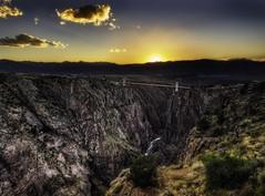 Royal Gorge, Colorado (Trent9701) Tags: colorado penf rockymountains royalgorge trentcooper landscape roadtrip sunset