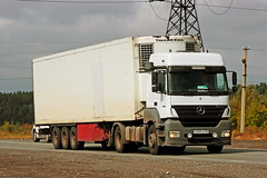 Mercedes-Benz Axor 1843   509  98 (RUS) (zauralec) Tags: kurgancity therouter254irtysh mercedesbenz axor 1843  509  98 rus   254