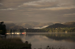 Early Morning on Ullswater (pedalpusher139) Tags: