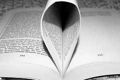 The aligned words (Pierrot 49) Tags: books noiretblanc blackandwhite blackandwhiteonly macro