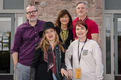 NVFF Documentary Features & Shorts Jury - Morgan Neville, Tiffany Shlain, Dayna Goldfine, Dan Geller, Freida Lee Mock (Napa Valley Film Festival) Tags: food film dan festival wine documentary valley lee napa features shorts morgan tiffany dayna mock neville jury geller freida shlain goldfine nvff nvff14
