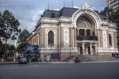 Saigon Opera House (pbr42) Tags: architecture opera vietnam operahouse saigon hochiminhcity hdr luminance luminancehdr
