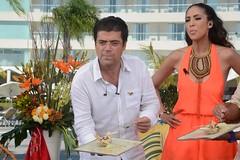 Transmisión del programa HOY desde Acapulco. Martes 2 de diciembre de 2014.