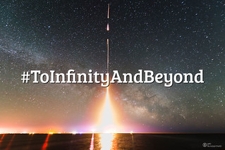 #FlickrFriday: ToInfinityAndBeyond | Show us how far you can go this #FlickrFriday: go #ToInfinityAndBeyond!