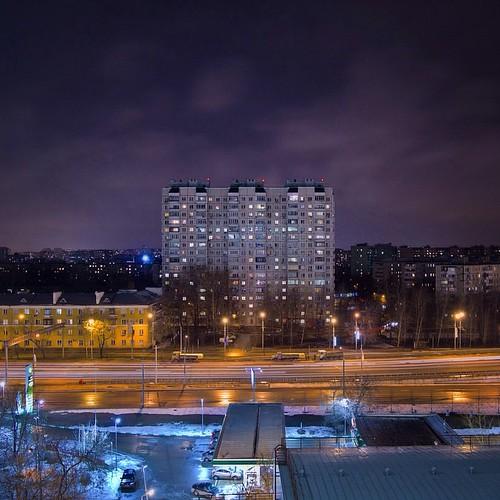 #Москва. День первый.
