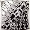 #zentangle 2015-003, the case of random not always being your friend :-) That's okay since part of this exercise for me is that things don't always have to be masterpieces. #doodlepatterns iOS app random button (kurki15) Tags: square squareformat zia zentangle zendoodle iphoneography instagramapp uploaded:by=instagram zentangleinspiredart 2015zentangleaday 2015zenjan