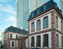 Palais Thurn und Taxis in Frankfurt am Main (JohannFFM) Tags: und frankfurt taxis palais thurn jumeirahhotel palaisquartier myzeil