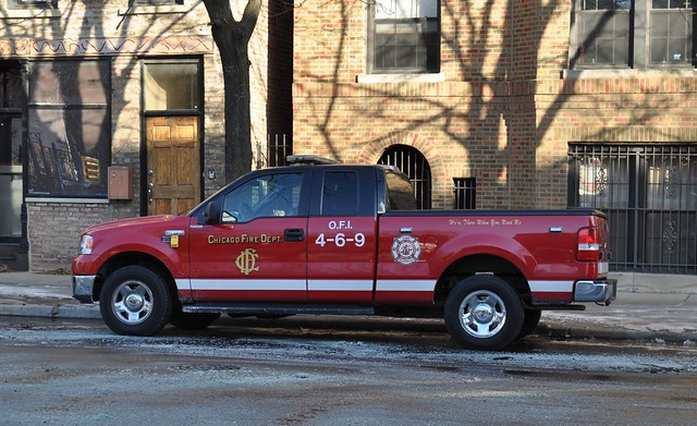 county chicago ford fire illinois cook f150 department investigator investigations