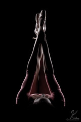 (Kristoffer Cox) Tags: ballet woman female dance key feminine low bodybuilding sillouette strength fitness physique femininity rimlight