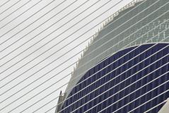Ciutat de les Arts i les Ciències (Martina Santucci) Tags: españa valencia architecture spain arquitectura architettura trencadis ciutatdelesartsilesciències ágora pontestrallato cittàdelleartiedellescienze pontdelassutdelor
