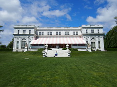 The Great Gatsby house, Newport.