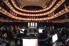 Going Underground: A day in the life of the orchestra pit