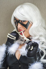 Photograph 037 - Black Cat (AJ Charlton Photography) Tags: atlanta usa black america cat comics georgia aj photography nikon julie dragon cosplay spiderman august disney comicbook marvel con ajc charlton 2014 soulsisters d90