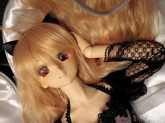 Heather Sonya (Volks DD Rina Ogata) (MercuryLampe) Tags: heather dd dollfie volks rina nekomimi