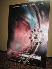 Interstellar Standee Billboard movie film poster 0713 (Brechtbug) Tags: street new york 2001 city nyc fiction film movie poster theater traffic theatre kubrick space cab taxi nolan christopher like s astronaut science billboard lobby astronauts stanley scifi spaceship odyssey avenue cabs 8th 42nd 2014 standee interstellar a 11082014