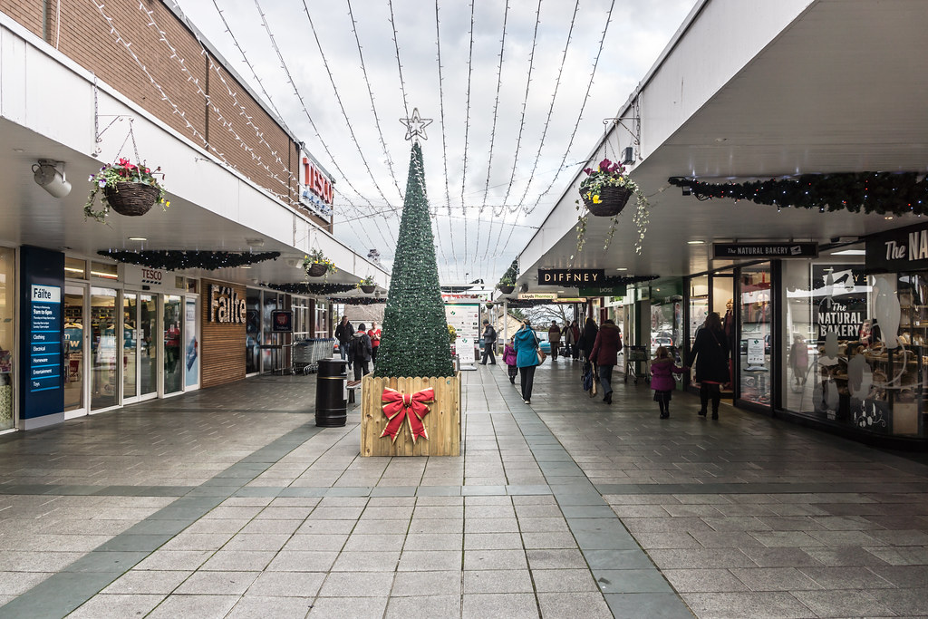 Christmas Stillorgan Shopping Centre Ref-100120
