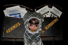 Angus @ Broadway Kino Ramstein (Sai / Rebecca) Tags: cinema dark nikon angus outdoor space blythe  custom carrier airbase ebl ramstein d5000 sewpixie yulah travelingblythe wirsindblythe