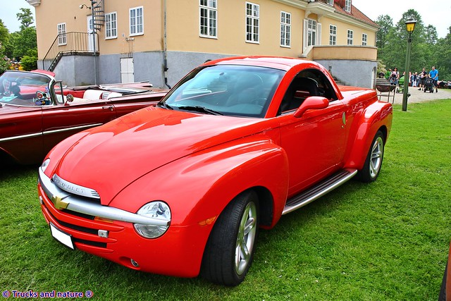3 chevrolet truck power 5 country convertible pickup retro chevy ssr meet v8 327