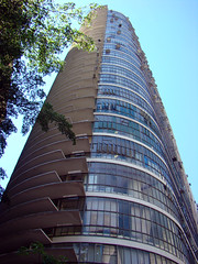 Banco Mineiro da Produo (Gijlmar) Tags: brazil minasgerais southamerica niemeyer brasil brasilien belohorizonte brasile brsil amricadosul brazili amriquedusud amricadelsur