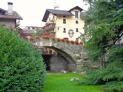 AOSTA (cannuccia) Tags: landscape 1001nights paesaggi aosta ponti dragondaggeraward