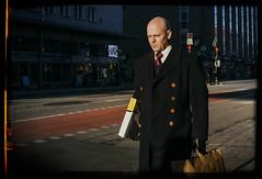 Proper man (stejo) Tags: stockholm streetphoto wealthy proper götgatan analogfx ilobsterit välklädd
