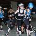Roller Derby Juvenile Dollinquents  vs Slice Girls 12-6-2014