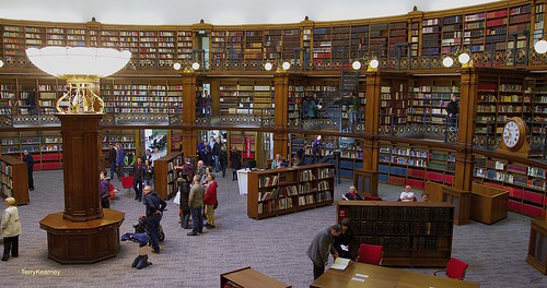 Picton Reading Room and Hornby Library a by ONETERRY. AKA TERRY KEARNEY, on Flickr