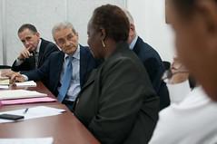 David Nabarro visits Conakry, Guinea (UNMEER) Tags: uk germany guinea unitednations ebola conakry kindia ebolaresponse unmeer unitednationsmissionforebolaemergencyresponse stylesgraham photosimonruf keitabintou auswärtigesamtforeignministry krausserhartmut