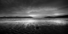 Newburgh Beach, Aberdeenshire. (Explored) (PeskyMesky) Tags: blackandwhite monochrome canon scotland blackwhite aberdeenshire aberdeen newburghbeach canoneos500d