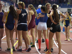 Indoor Track and Field - Jim Mitchell Invitational at the Armory (Steven Pisano) Tags: newyork sports athletics jump jumping track running run highschool armory trackandfield newbalance