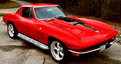 """1966 Corvette Sting Ray • <a style=""""font-size:0.8em;"""" href=""""http://www.flickr.com/photos/85572005@N00/16055025126/"""" target=""""_blank"""">View on Flickr</a>"""