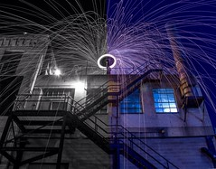 Steel Wool Spinning - Pittsburgh, PA (JayCass84) Tags: camera urban beautiful photography photo nikon flickr pittsburgh pennsylvania awesome nikkor flick pgh urbanphotography 412 burgh d610 steelcity vsco instagram instagramapp nikond5100 vscocam vscocamapp