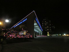 All decked out (creed_400) Tags: christmas city urban west lights downtown december cityscape michigan grand center rapids