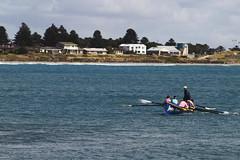 ocean australia victoria portfairy easternbeach surfboat