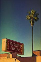 Mandarin House (Artypixall) Tags: california texture sandiego palmtree chineserestaurant bankershill mandarinhouse