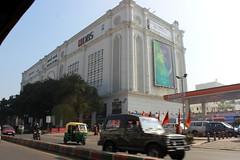 DLF Parking (hi_nilabh) Tags: city noida india cityscape place delhi gurgaon newdelhi dlf connaught ncr faridabad ghaziabad munirka