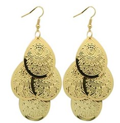 5th Avenue Gold Earrings P5010A-2