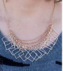 5th Avenue Gold Necklace K2 P2011A-3