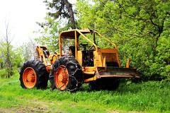 1270-03 (Joe-Lynn Design) Tags: woods forestry equipment heavy skidder