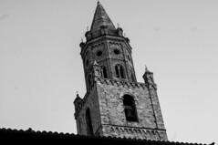 Campanile - Cattedrale S.Maria - Atri(TE) (pierowx) Tags: church 50mm nikon italia bn chiesa campanile abruzzo cattedrale d300 teramo atri smaria bellabruzzo