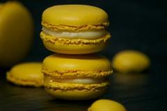 lemon macarons (simond294) Tags: lemon nikon macarons