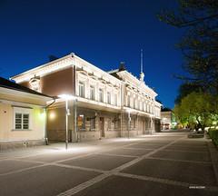 Turku__DSC8287.1 (vesa_aaltonen) Tags: beautiful night suomi finland river cityscape silent turku aura maisema urbanlandscape aurajoki kaunis rauhallinen kaupunkimaisema