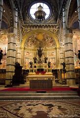 L'Altare maggiore del Duomo di Siena (Il Tesoro di Siena) Tags: italy italia tuscany siena toscana