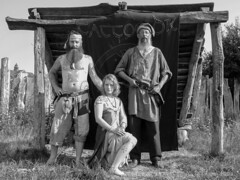 Kunsten pa Kroppen Nordic Tattoo (Lupo_Asatru) Tags: tattoo viking wikinger kunstenpakroppen