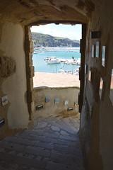 Castellammare del Golfo: una scala che scende a mare (costagar51) Tags: italy italia mare natura sicily sicilia trapani castellammaredelgolfo