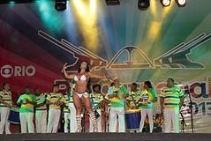 CARNIVAL - RIO DE JANEIRO - BRAZIL - Eleio Rainha do Carnaval #COPABACANA (  Claudio Lara ) Tags: claudiolara clcrio clcbr claudiol carnivalbyclaudio carnavalbyclaudio