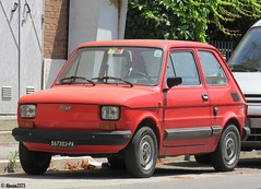 Fiat 126 (Alessio3373) Tags: fiat oldcars classiccars 126 youngtimers fiat126 autoshite
