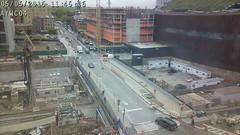 Barclays Center Arena - 20160505_1145 (atlanticyardswebcam04) Tags: newyork brooklyn atlanticavenue prospectheights 6thavenue atlanticyards forestcityratner barclayscenterarena