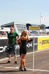 BTCC Weekend at Thruxton, May 2016 (MarkHaggan) Tags: car race track weekend vehicle circuit motorracing motorsport btcc gridgirls thruxton gridgirl touringcars britishtouringcarchampionship btcc2016 08may2016