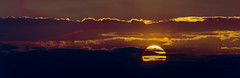 highland sunset (grahamrobb888) Tags: sunset clouds dark nikon glow d800 sunsetcolours sigma120400mm